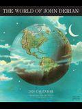 The World of John Derian Wall Calendar 2018