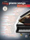 Alfred's Easy Piano Songs -- Movie Hits: 50 Songs and Themes