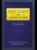 Mein Kampf (vol. 1): New English Translation
