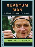 Quantum Man Lib/E: Richard Feynman's Life in Science
