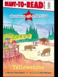 Yellowstone: Ready-To-Read Level 1