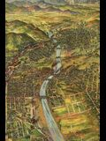 Los Angeles (1894 Map) 4x6 Field Journal / Field Notebook / Field Book / Memo Book / Pocket Notebook (100 pages/50 sheets)