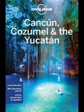 Lonely Planet Cancun, Cozumel & the Yucatan