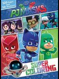 PJ Masks Super Coloring