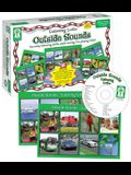 Listening Lotto: Outside Sounds [With Tokens and Gameboard and CD (Audio)]