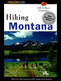 Hiking Montana 20th Anniversary Edition (State Hiking Guides Series)