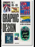 The History of Graphic Design. Vol. 1, 1890-1959