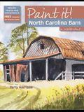 Paint It! North Carolina Barn