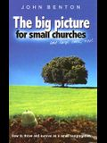 The Big Picture for Small Churches and Large Ones, Too!: How to Thrive and Survive as a Small Congregation