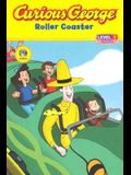 Curious George Roller Coaster (Cgtv Reader)