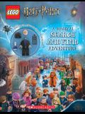 Lego Harry Potter: A Magical Search and Find Adventure (Activity Book with Snape Minifigure) [With Snape Minifigure]