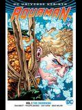 Aquaman, Volume 1: The Drowning (Rebirth)