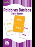 Palabras Básicas/Sight Words (Flash Kids Spanish Flash Cards)