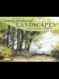 Creating Textured Landscapes With Pen, Ink & Watercolor
