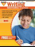 Everyday Writing Intervention Activities Grade 3 Book Teacher Resource