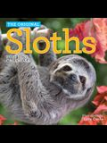Original Sloths Mini Wall Calendar 2021