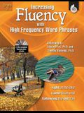 Increasing Fluency with High Frequency Word Phrases Grade 2 (Grade 2) [With 2 CDROMs]
