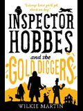 Inspector Hobbes and the Gold Diggers: Comedy crime fantasy (Unhuman 3)