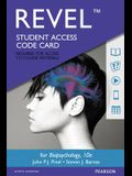 Revel for Biopsychology -- Access Card