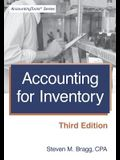 Accounting for Inventory: Third Edition