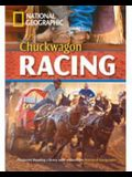 Chuckwagon Racing + Book with Multi-ROM: Footprint Reading Library 1900