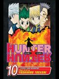 Hunter X Hunter, Vol. 10