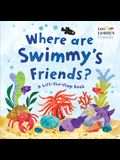 Where Are Swimmy's Friends?: A Lift-The-Flap Book