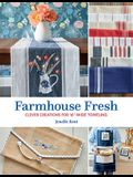 Farmhouse Fresh: Clever Creations for 16-Wide Toweling