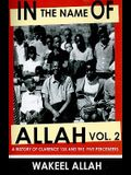 In the Name of Allah Vol. 2: A History of Clarence 13x and the Five Percenters