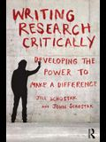 Writing Research Critically: Developing the Power to Make a Difference