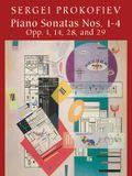Piano Sonatas Nos. 1-4: Opp. 1, 14, 28, and 29
