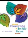 How to Differentiate Instruction in Mixed-Ability Classrooms, 2nd Edition