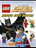 Ultimate Sticker Collection: Lego(r) DC Comics Super Heroes: Heroes Into Battle: More Than 1,000 Reusable Full-Color Stickers