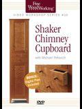 Fine Woodworking Video Workshop Series - Shaker Chimney Cupboard