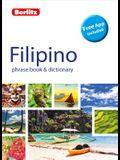 Berlitz Phrase Book & Dictionary Filipino (Tagalog) (Bilingual Dictionary)