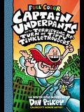 Captain Underpants and the Terrifying Return of Tippy Tinkletrousers: Color Edition (Captain Underpants #9) (Color Edition), 9