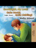 Goodnight, My Love!: English German Bilingual Book