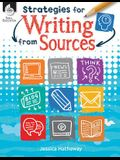 Strategies for Writing from Sources