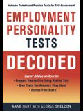 Employment Personality Tests Decoded: Includes Sample and Practice Tests for Self-Assessment