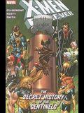 X-Men Forever: The Secret History of the Sentinels