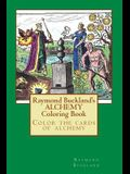 Raymond Buckland's Alchemy Coloring Book