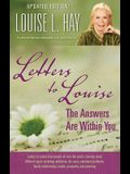Letters to Louise: The Answers Are Within You (Updated)