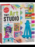 Tiny Art Studio: Color & Create 10 Mini Masterpieces