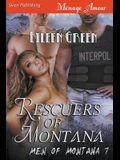 Rescuers of Montana [men of Montana 7] (Siren Publishing Menage Amour)