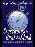 The New York Times Crosswords to Beat the Clock: 75 Easy to Hard Puzzles