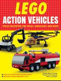 Lego Action Vehicles: Police Helicopter, Fire Truck, Ambulance, and More