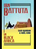 Ibn Battuta in Black Africa