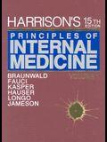 Harrison's Principles of Internal Medicine: 15th Edition, 2-Volume Set (Harrison's Principles of Internal Medicine (2v.))
