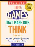 Brain Food: 100+ Games That Make Kids Think