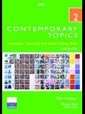 Contemporary Topics